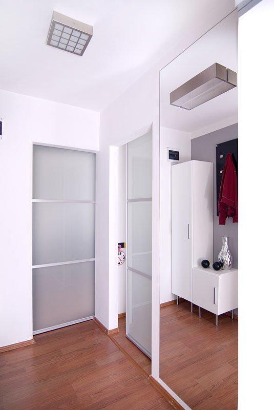przedpokój_szklane drzwi