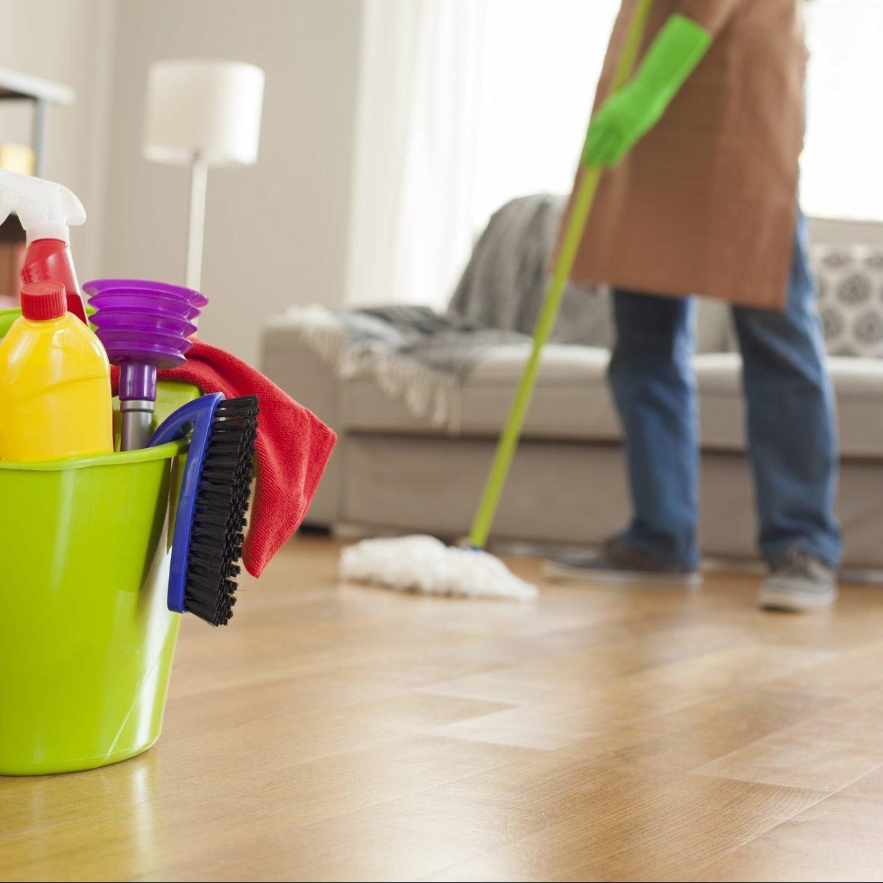 Wykończenie pod klucz- sprzątanie