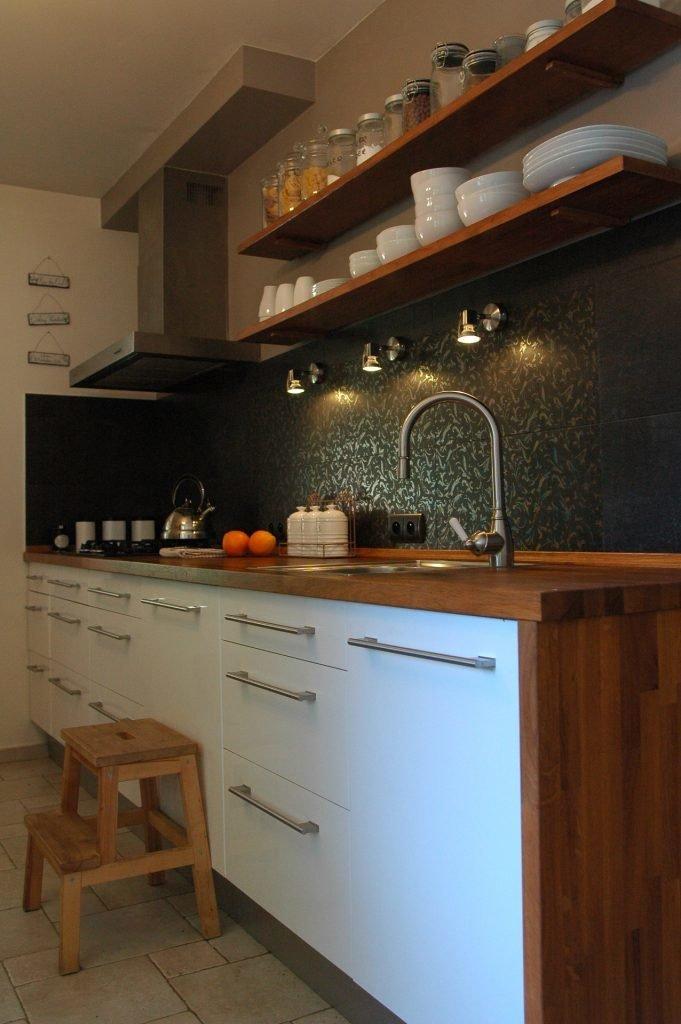 Ciąg niskich szafek_kuchnia