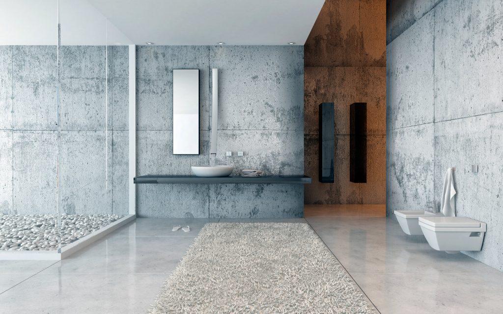 Co na ścianę do łazienki