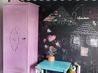 Odnowienie i malowanie szafy IKEA
