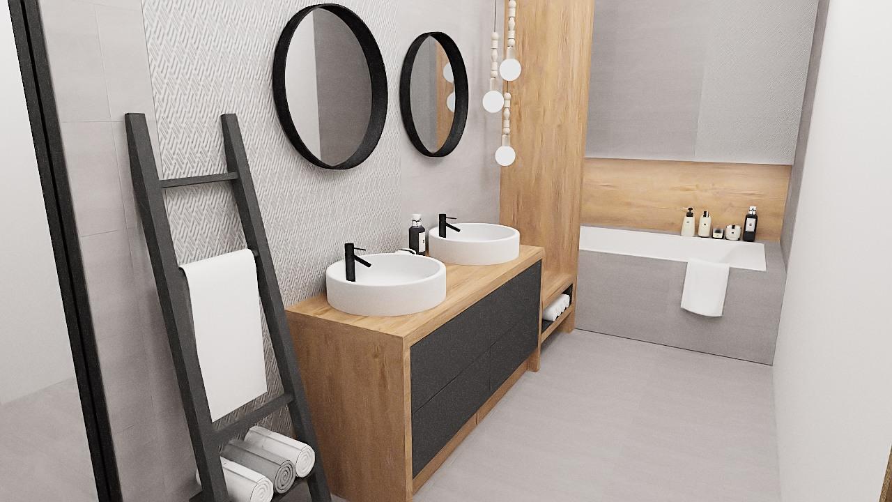 Wąska łazienka Z Wanna Jak Ją Zaprojektować Machina Snu