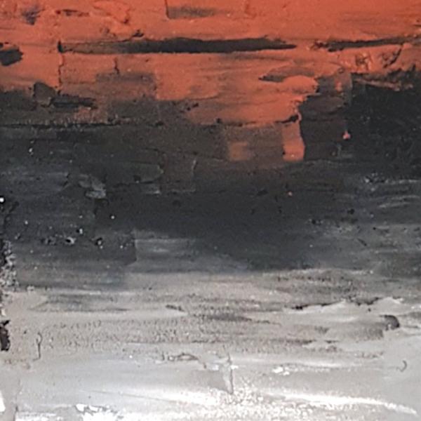 Ecomalta, co na podłogę, okładzina, panel z różnym wzorem Ecomalty, kolory pomieszane czarny szary czerwony biały żółty, panele leżą na podłodze
