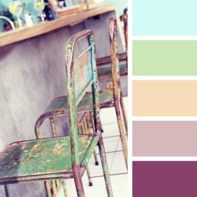 Farby do malowania mebli