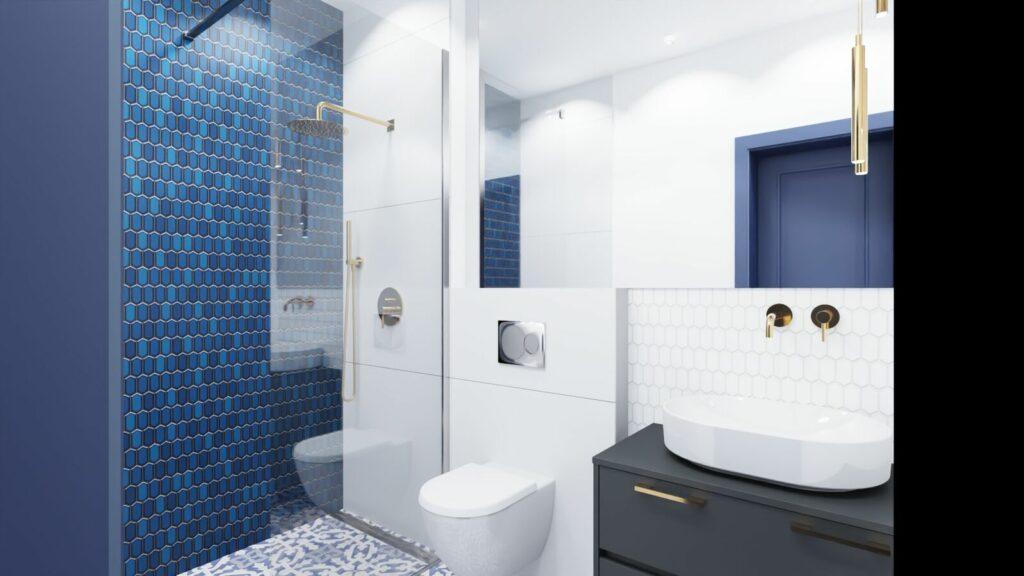 Projekt łazienki cena