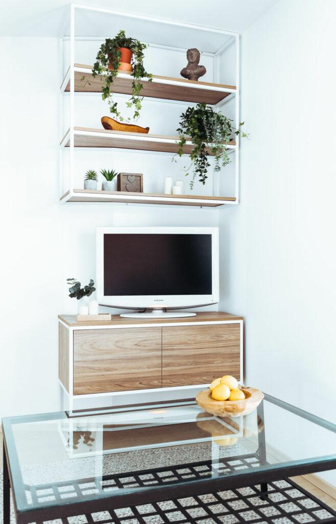 Meble w stylu loft- Warszawa Żoliborz