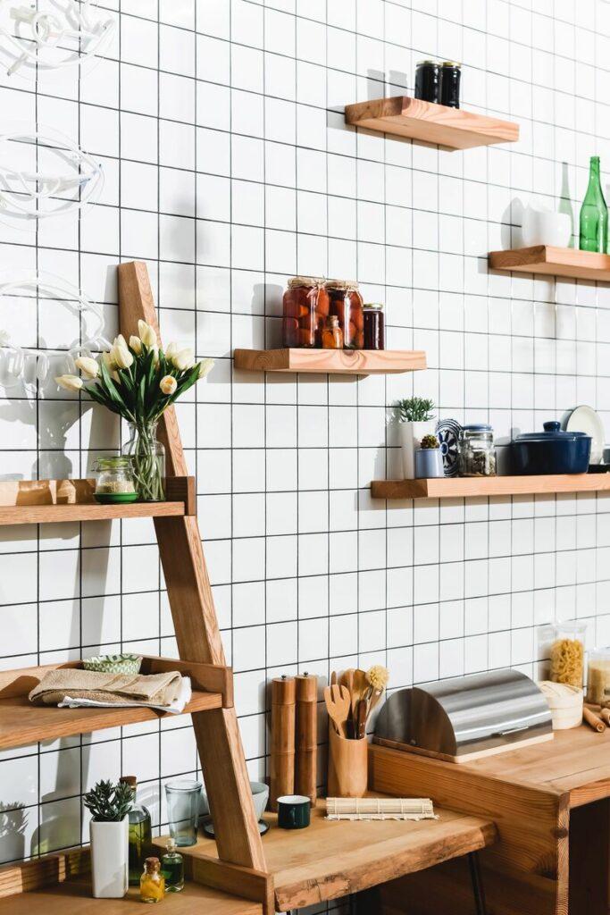 Kuchnia rustykalna wyposażenie