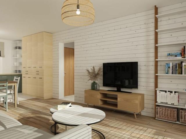 Jak urządzić mieszkanie 50 m i salon z kuchnią- Warszawa
